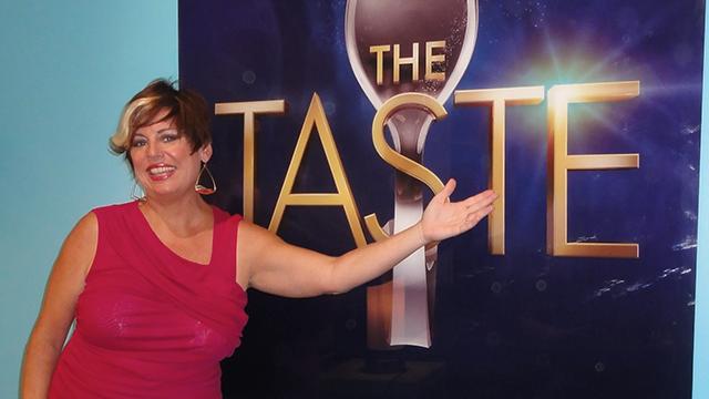 Laura Lafata on The Taste