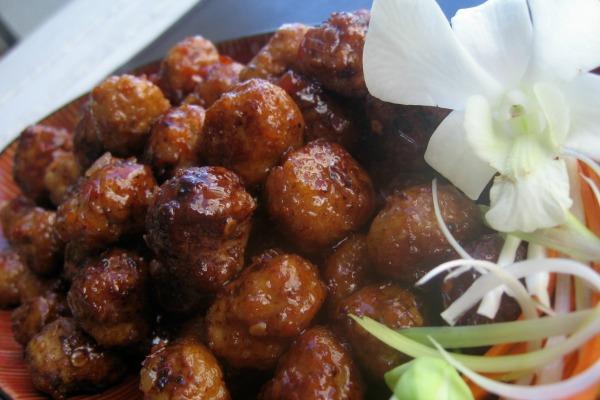 Thai meatballs 600 x400