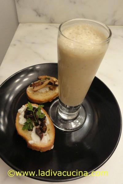 Mushroom Cocktail pairing